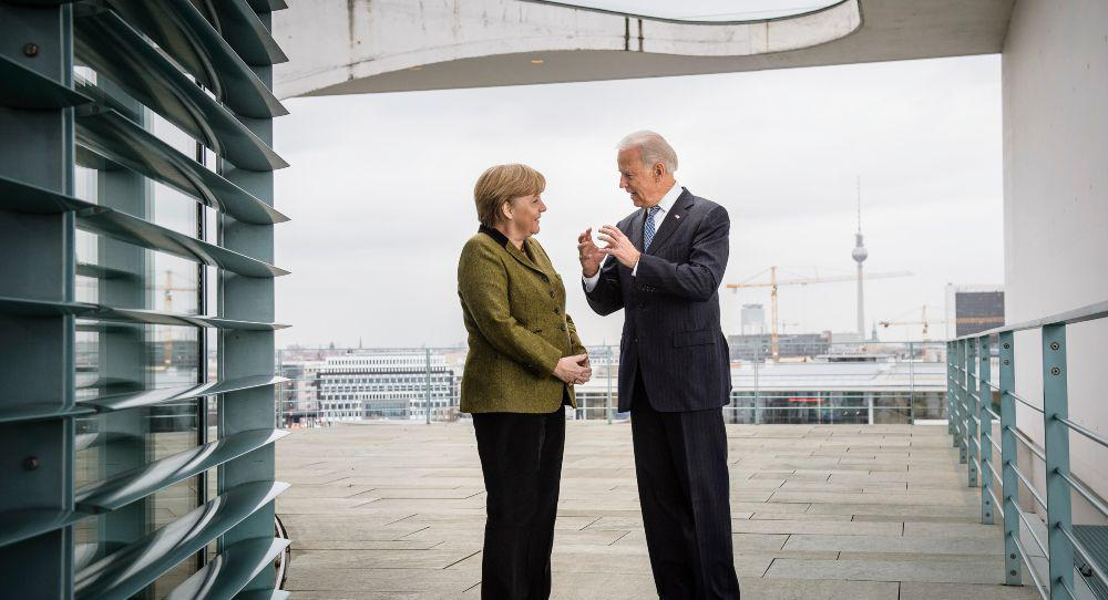 The Closing Window for Angela Merkel and Joe Biden