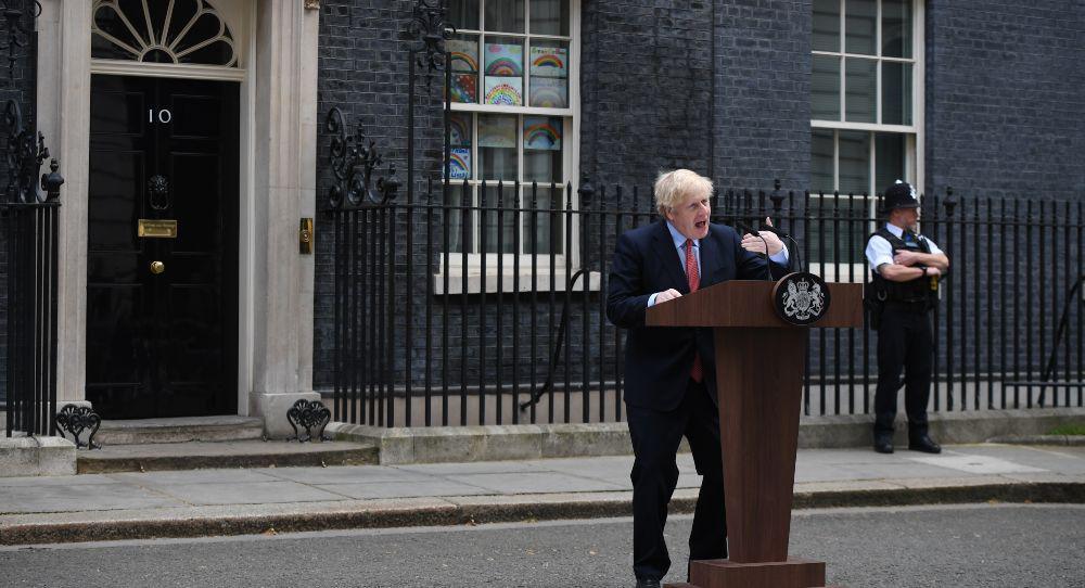 The Coronavirus Traps Brexit and Boris Johnson