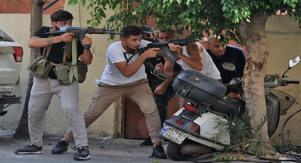 An Investigation in Lebanon Has Led to Armed Clashes Reminiscent of the Civil War
