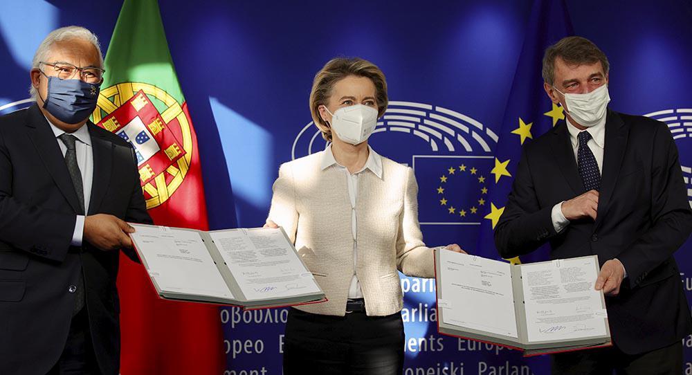 Judy Asks: Should the Coronavirus Accelerate European Integration?
