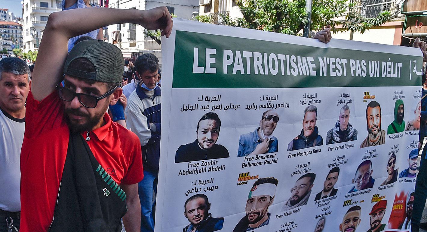 Repression in Algeria: Could It End The Hirak Movement?