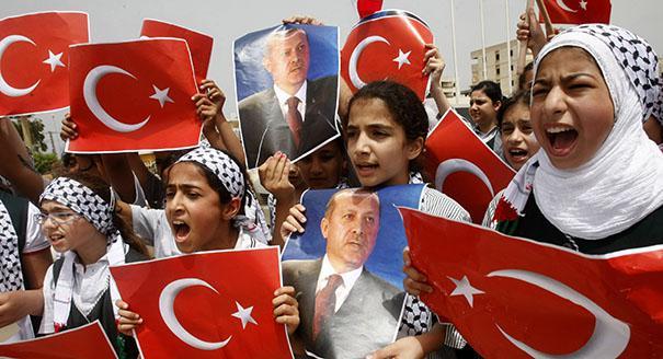وريثة  العثمانيين