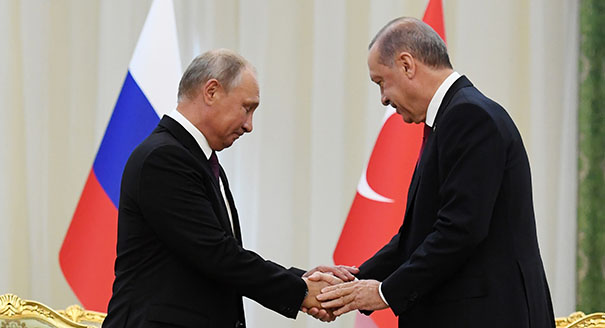 What Are the Long-term Implications for Syria of the Russian-Turkish Alignment in the Country?
