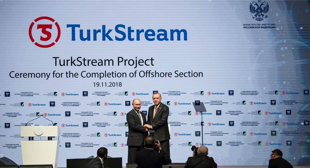 Russia's Gas Strategy Gets Help From Turkey