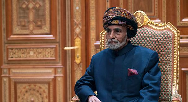 وفاة سلطان عُمان، قابوس بن سعيد آل سعيد