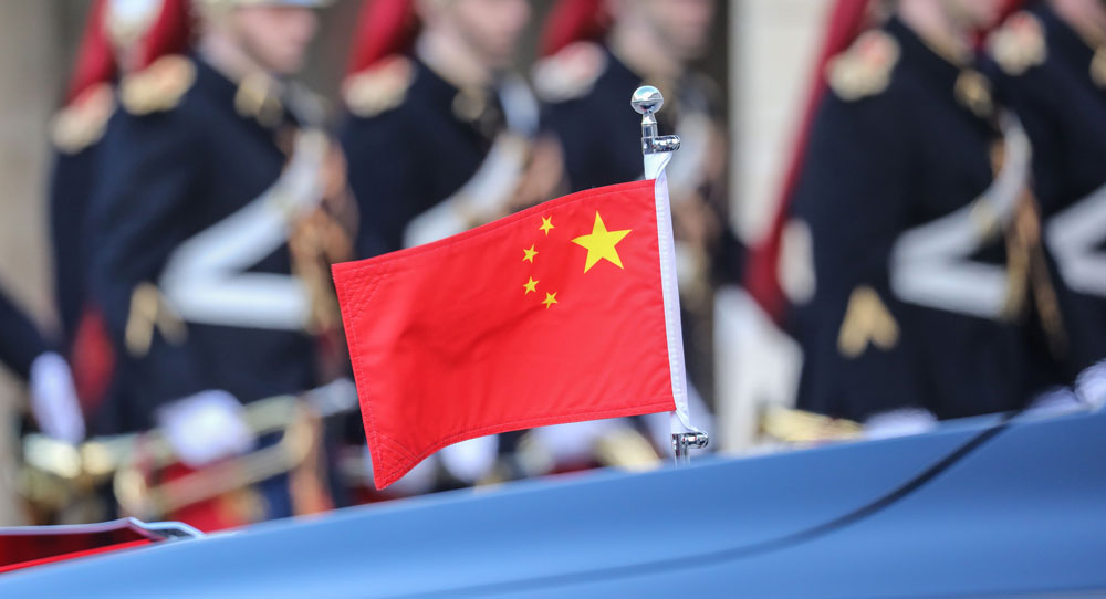 Time for NATO to Talk About China