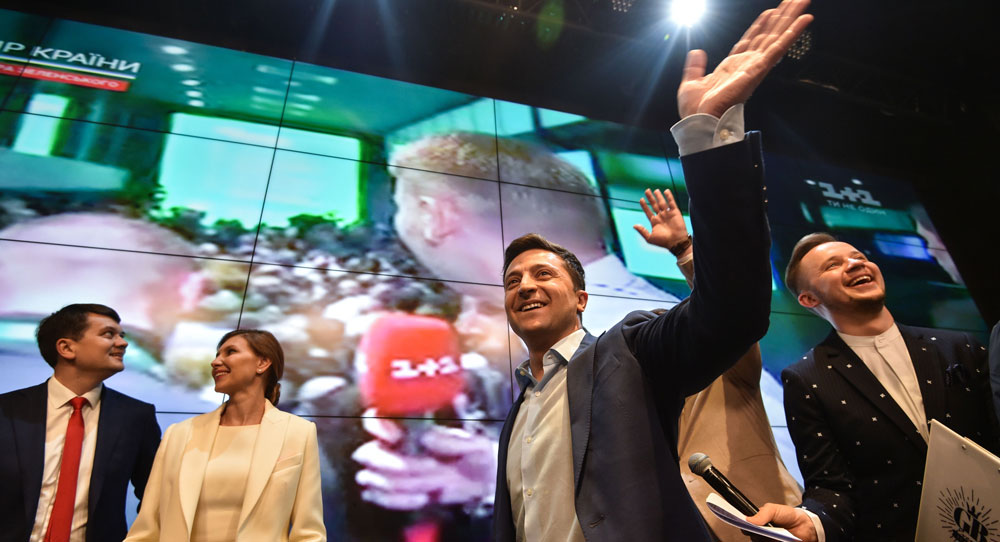 What Does Zelenskiy's Victory Say About Ukraine?