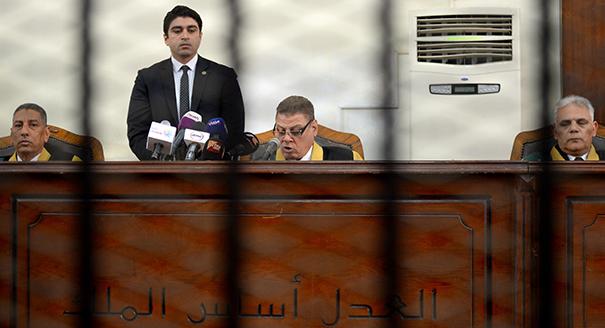 إلقاء القبض على الأمل في مصر