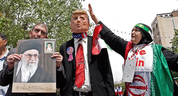 هل باتت المجابهة العسكرية بين الولايات المتحدة وإيران حتمية؟