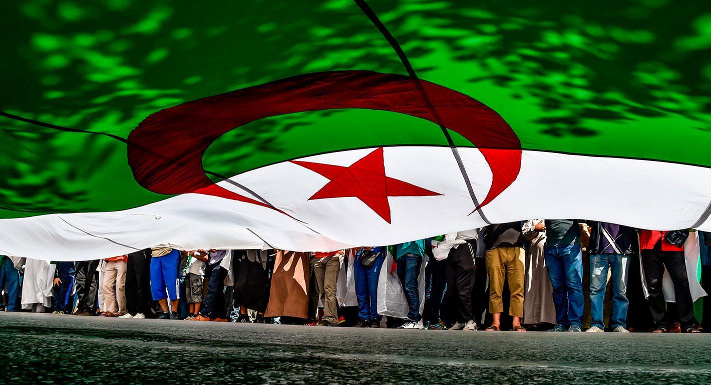 Algeria's Hirak: Defenders of Freedom of Expression
