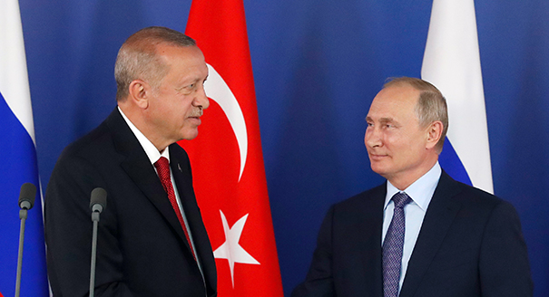 Turkey on a Tightrope