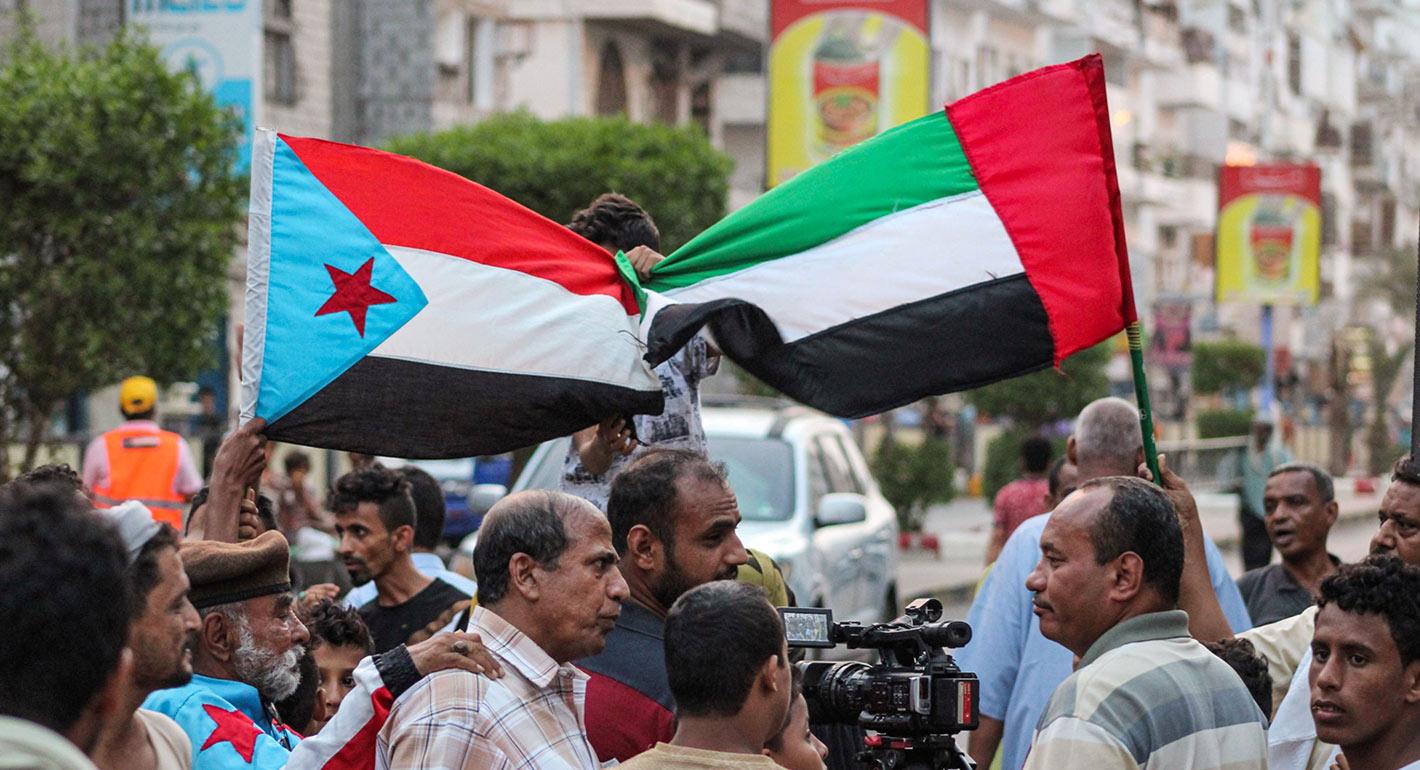 السلام وتفكك الدولة في اليمن