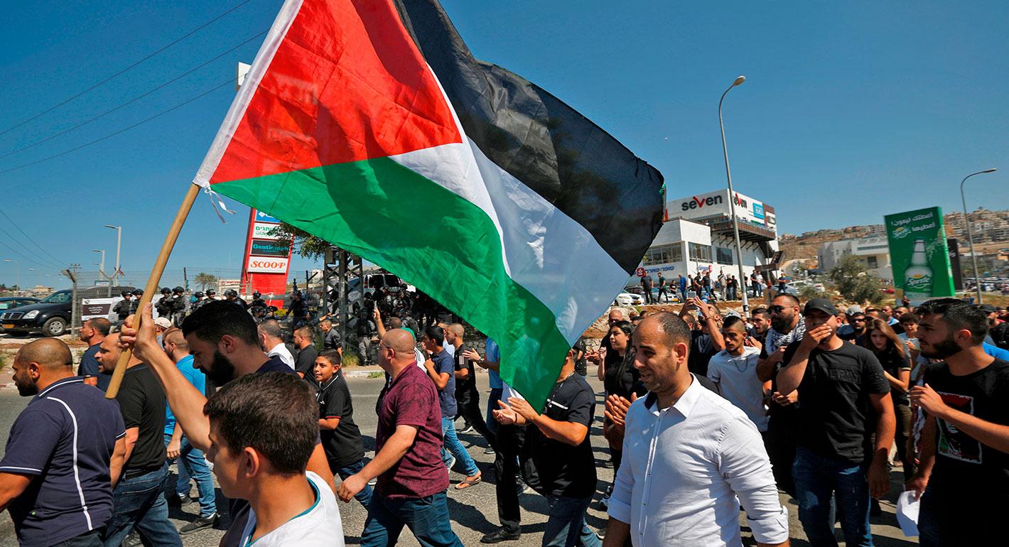 فلسطينيو إسرائيل وعنف السلاح