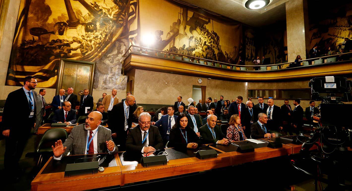 سوريا: تمثيل غير منصف للمرأة في مفاوضات السلام