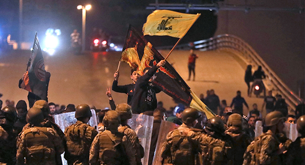 How Serious Is the Lebanese Uprising for Hezbollah's Future?