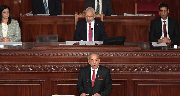 Tunisia's Government Has Failed to Win a Vote of Confidence