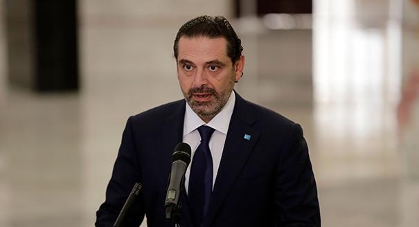 سعد الحريري يعتذر عن تشكيل الحكومة اللبنانية
