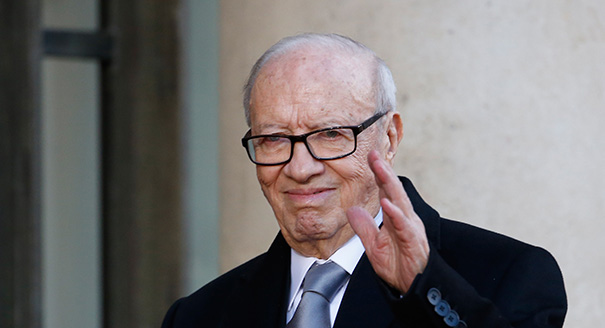 Tunisia's Beji Caïd Essebsi Has Died