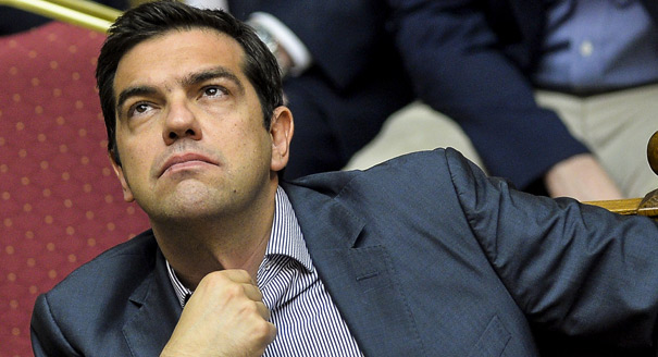 Turning Tsipras's Loss Into Victory