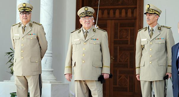 الرئيس الجزائري المؤقت أعلن أن الانتخابات الرئاسية ستجري في 12 كانون الأول/ديسمبر المقبل