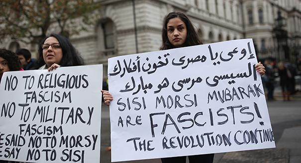 مصر كطليعة سلطوية