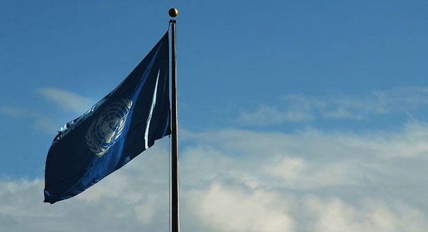 Is there any role for the UN in a polarized Middle East?