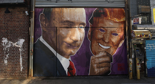 How Will Donald Trump and Vladimir Putin Address Syria at the G20 Summit This Week?