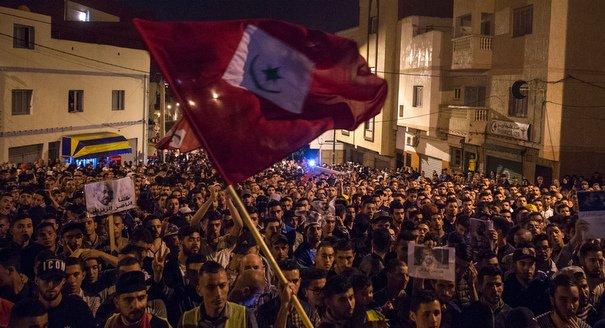 A New Rif Revolt?
