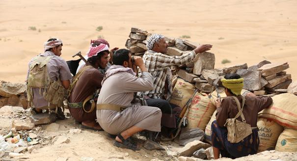 On the Road in Yemen