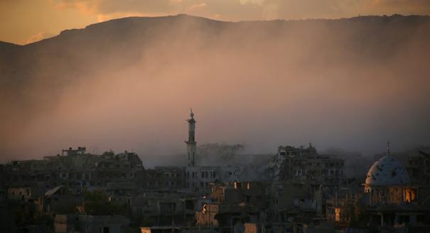سرقة كنيس سوري