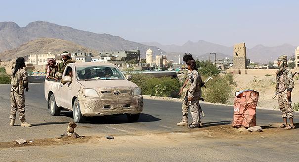 Divided, Yemen is Falling