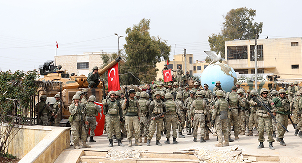Syria's Final Frontiers?