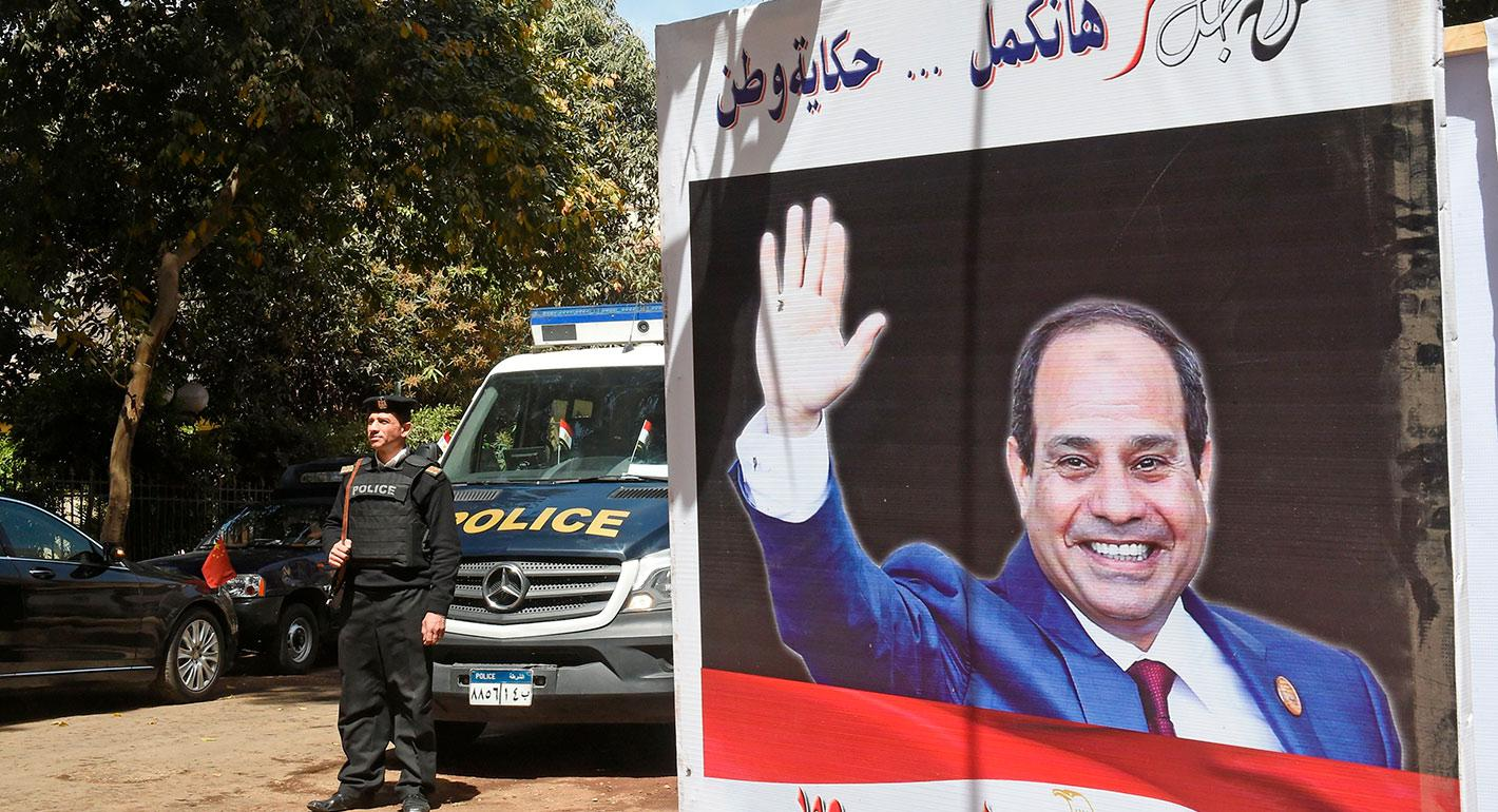 Sisi's Relentless Repression