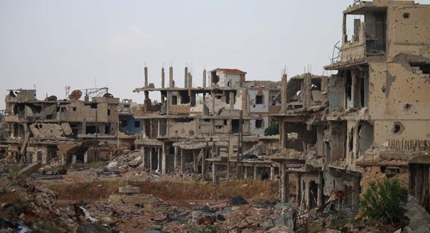 بقايا العدالة الانتقالية في سوريا