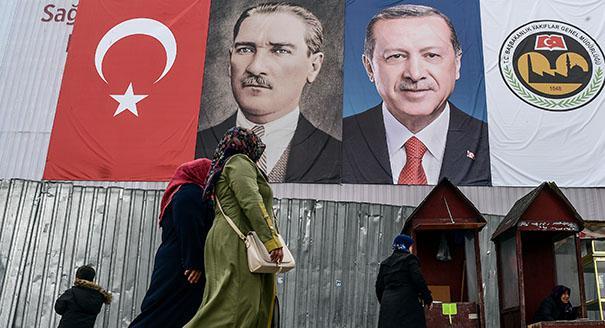 Empowering Erdoğan?