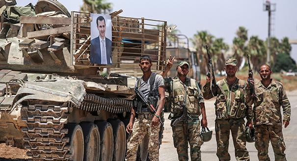 A Gathering Storm in Syria's Volatile Southwest?