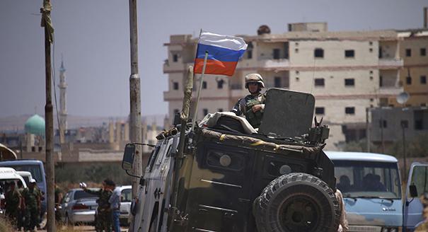 لعبة البيادق في الجنوب السوري