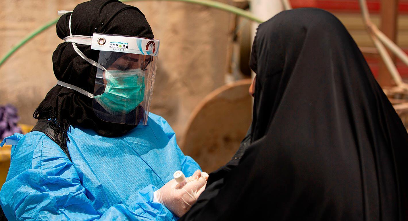 العراق: كوفيد-19 يحاصر كل جوانب الحياة