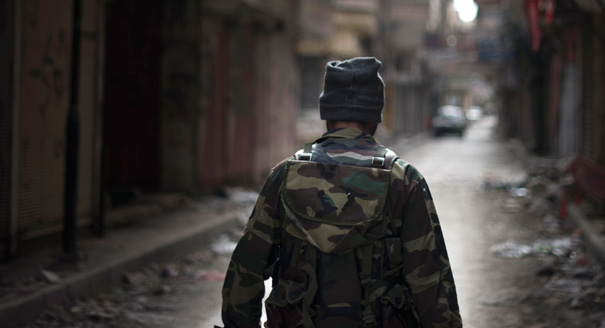 Jordanians Split Over the War in Syria