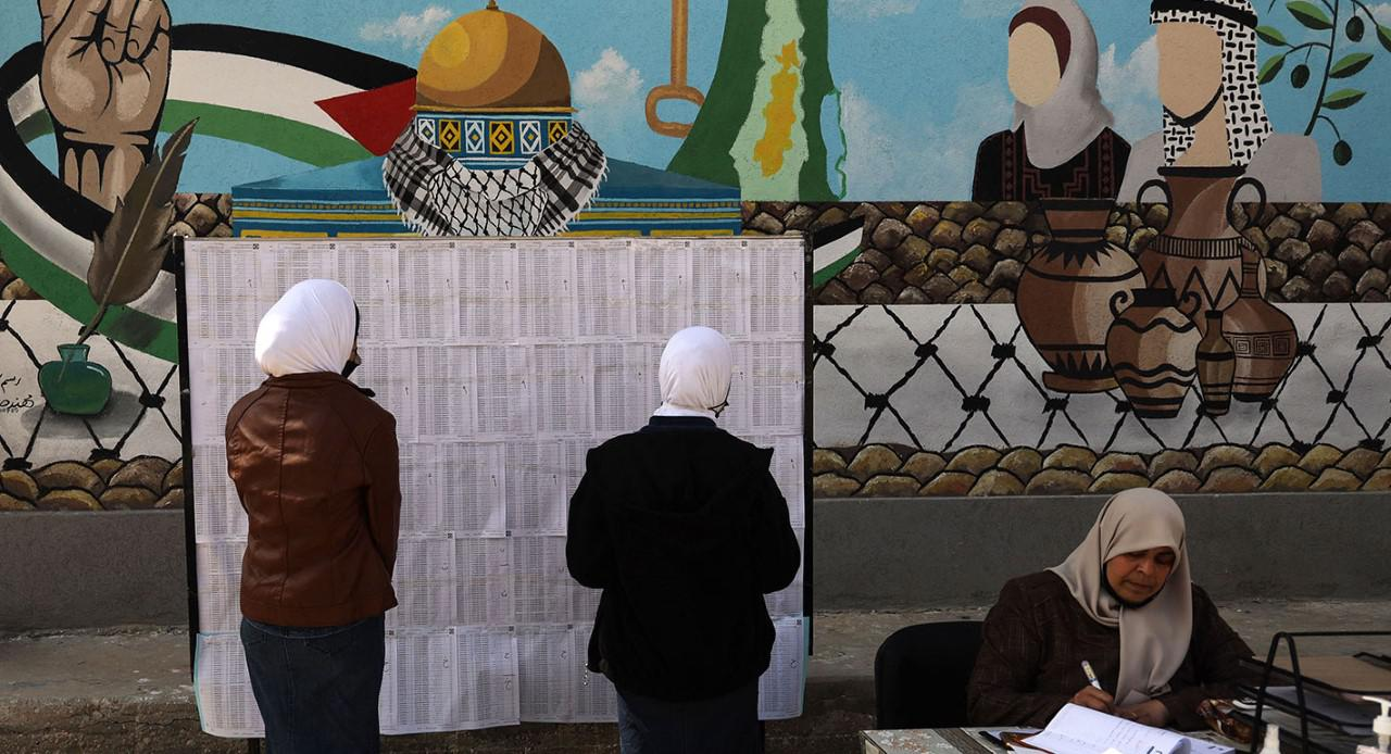 Hamas' Internal Elections Pave the Way for Legislative Elections