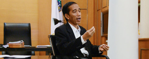 Indonesia's Political Personalities