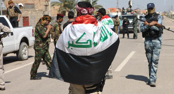 Breaking Baghdad