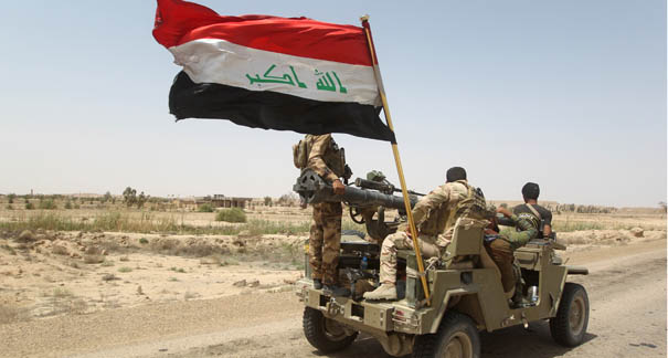 Sectarianism and the Campaign to Retake Fallujah