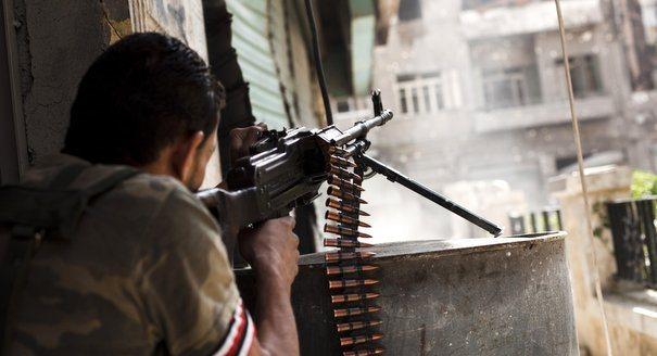 The Ansar al-Sham Battalions