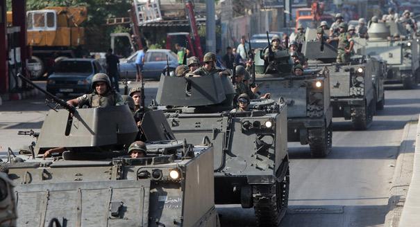 Lebanon's Dangerous Downward Spiral