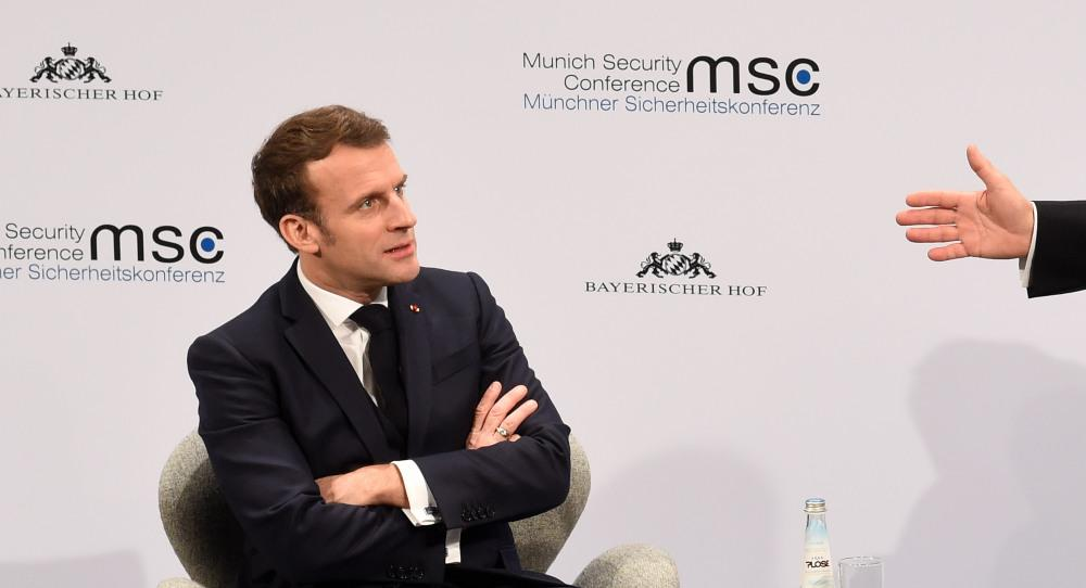 Macron's One-Way Street to Russia