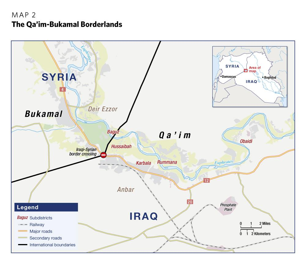 The Transformation of the Iraqi-Syrian Border: From a National to ...