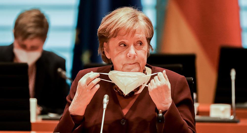 How the Coronavirus Unveiled Merkel's Germany