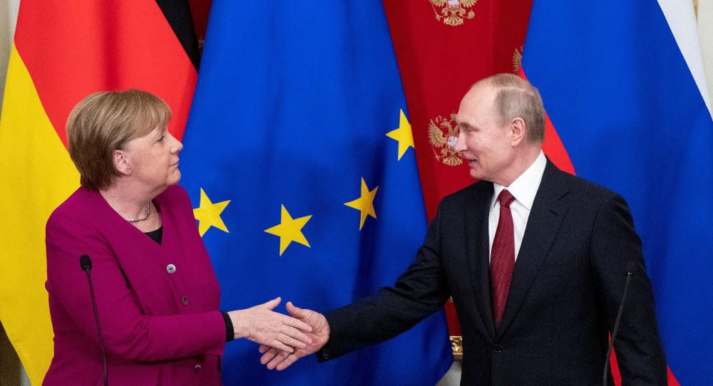 Why the Europeans Don't Have a Russia Policy
