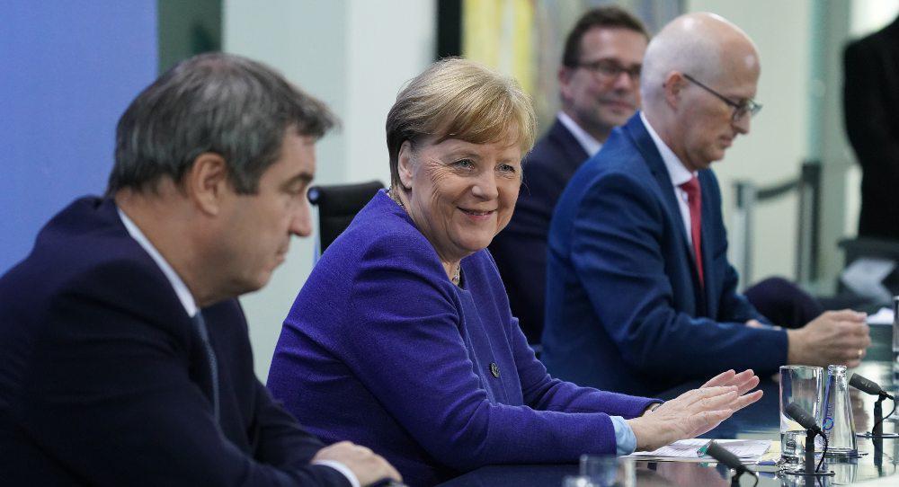 How the Coronavirus Revived Angela Merkel